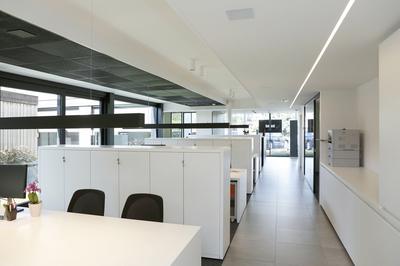 Pleisterwerken Lybaert - Interieurafwerking